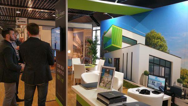 retour sur visites virtuelles maisons bati france avec l 39 oculus rift au salon de l 39 immobilier. Black Bedroom Furniture Sets. Home Design Ideas