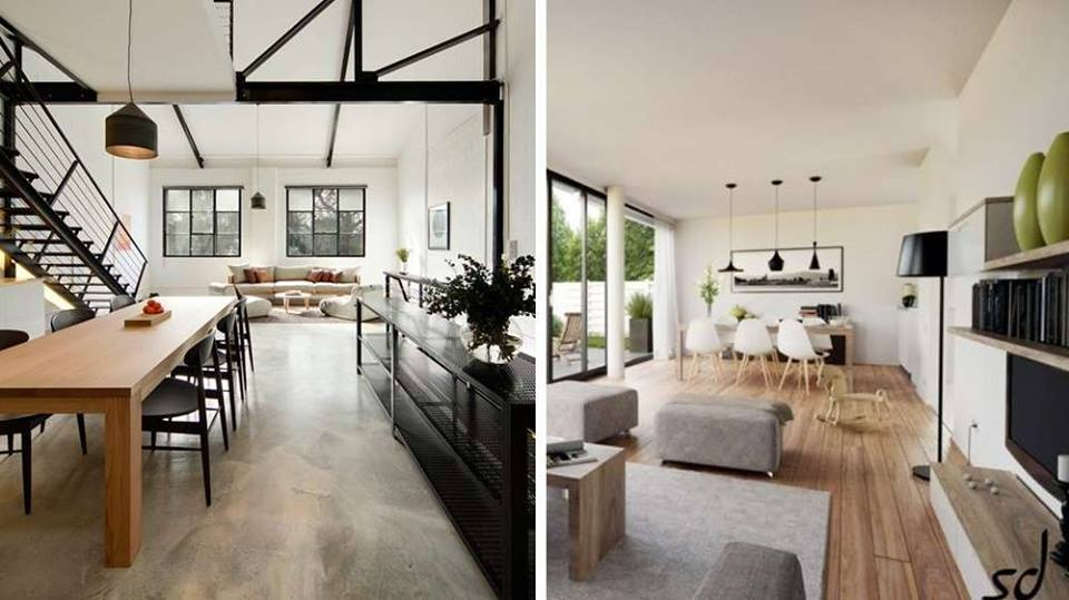 Le style déco Californien - Demeures d\'Occitanie Constructeur maison ...