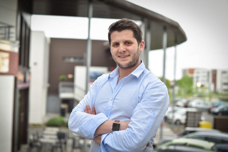 [CAFÉ AVEC] Anthony Delpech, directeur général de Demeures d'Occitanie
