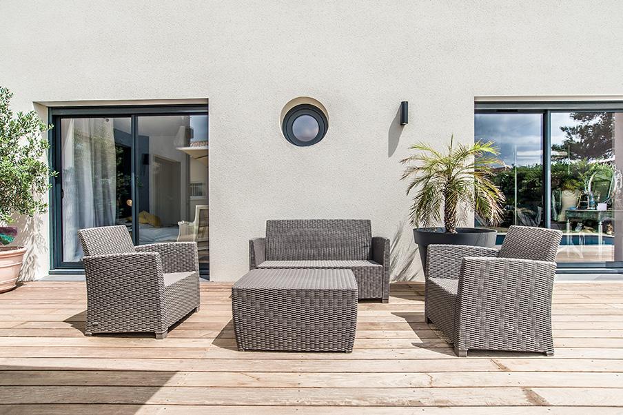 reportage maison t moignages client groupe hdi maisons bati france constructeur maison. Black Bedroom Furniture Sets. Home Design Ideas