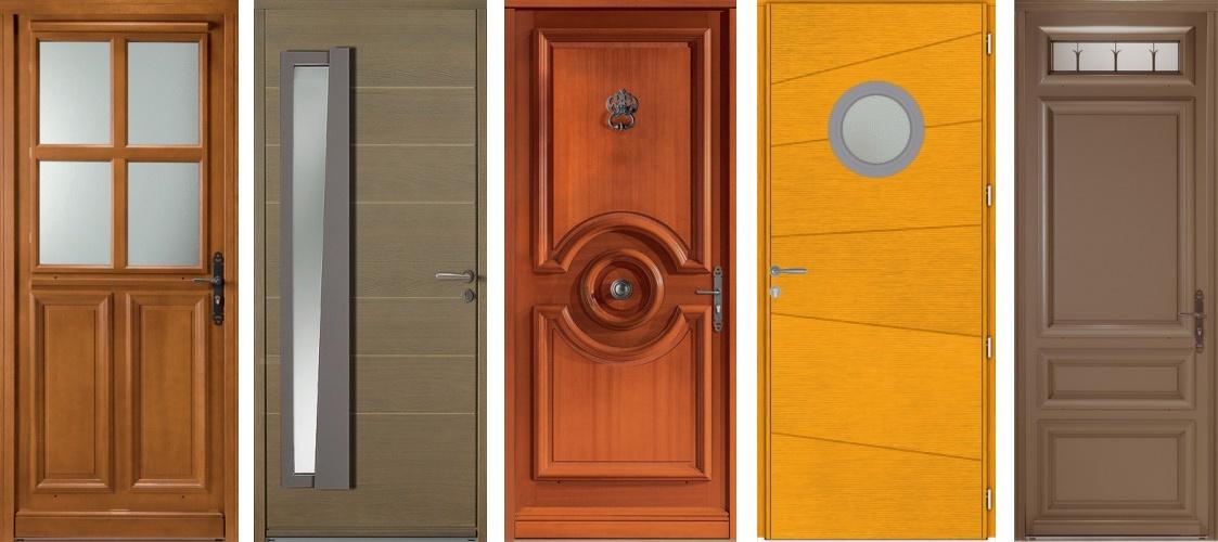 Bien choisir sa porte d'entrée - Logis du Pertuis Constructeur ...