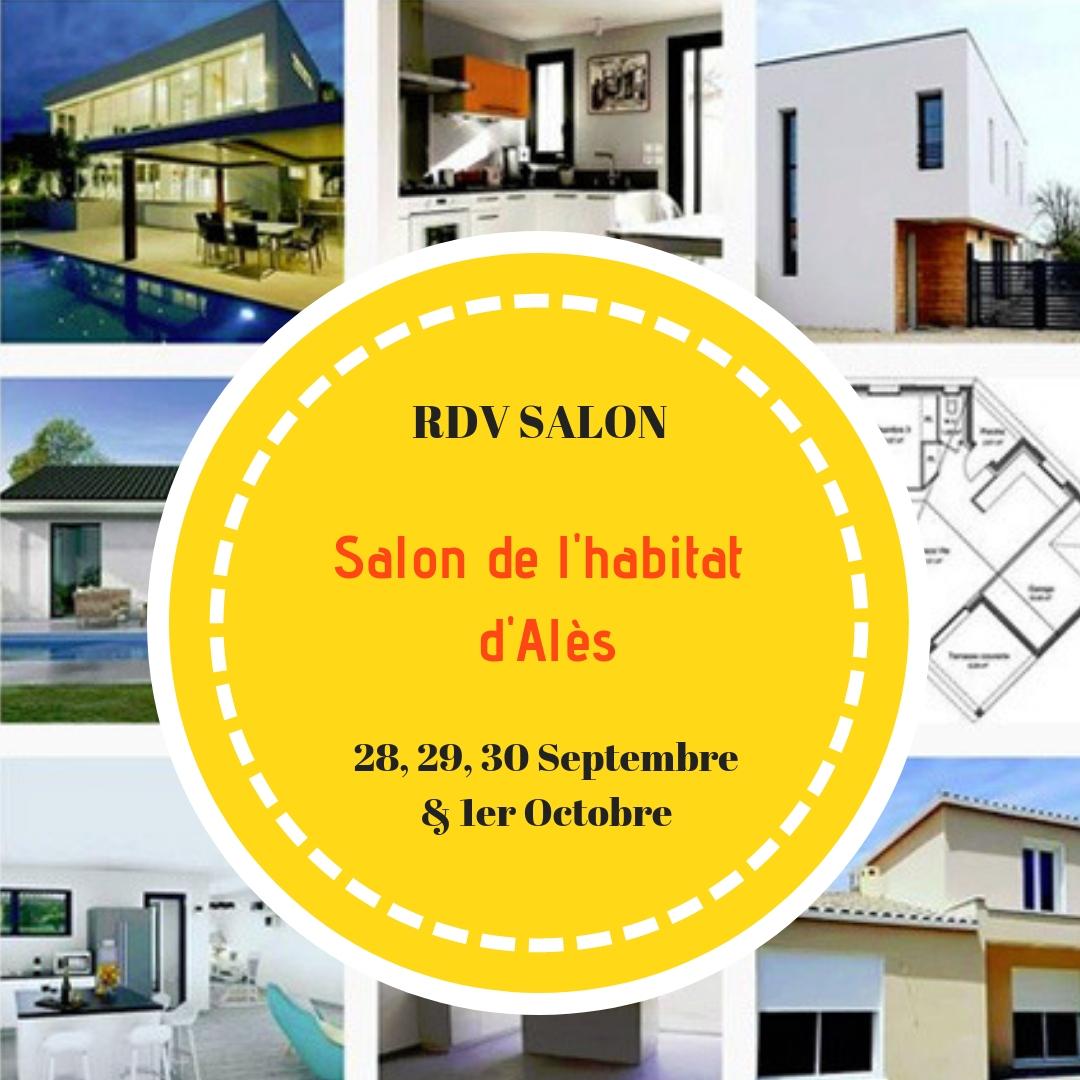 Salon de l'habitat d'Alès du 28 septembre au 1 er Octobre