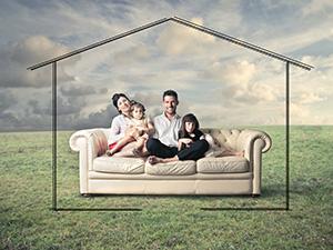 Où les français rêvent de construire leur maison ?