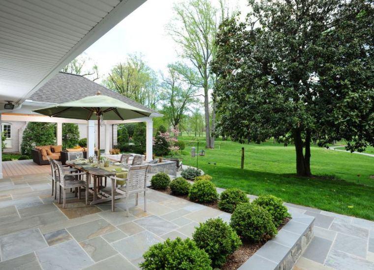 Outdoor quel rev tement pour le sol de ma terrasse focus et inspiration par demeures d Revetement terrasse