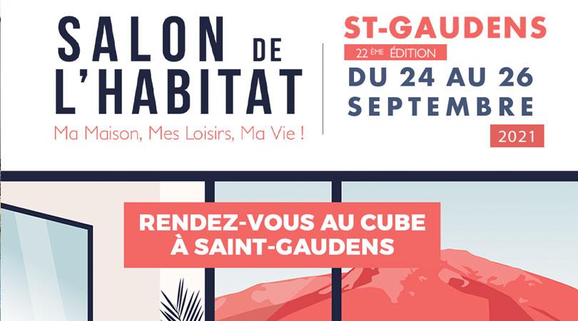 Présent au Salon de l'Habitat de Saint-Gaudens