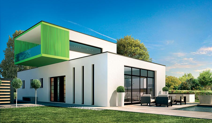 Opter pour une maison contemporaine