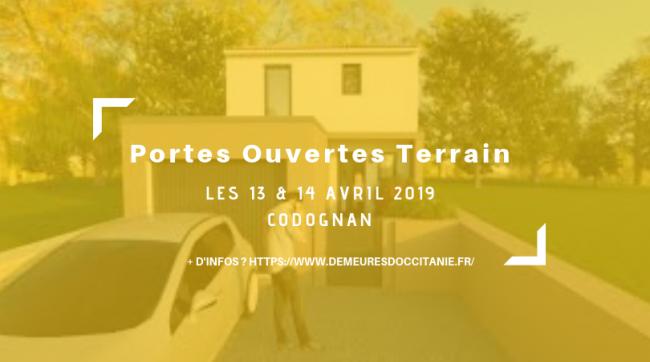 Visitez le nouveau Lotissement de Codognan