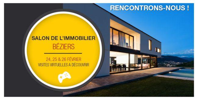 Demeures d'Occitanie au Salon de l'Immobilier de Béziers 2017