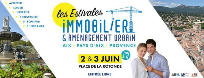 Les Estivales de l'immobilier du Pays d'Aix
