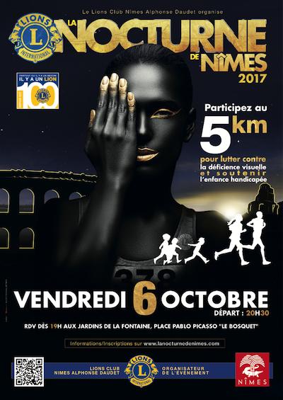 Demeures d'Occitanie prendra le départ de La Nocturne De Nimes