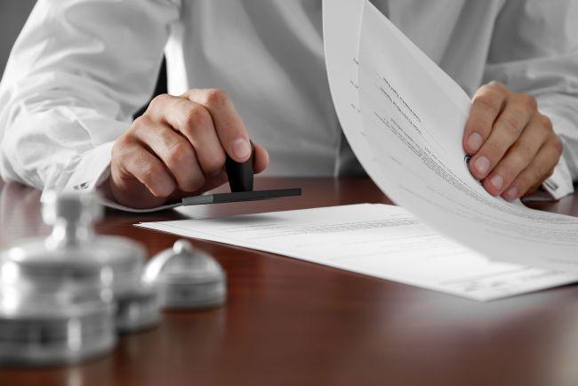 Étape n°6 : Validation de votre permis de construire
