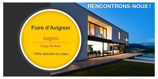 Foire d'Avignon du 13 au 16 avril