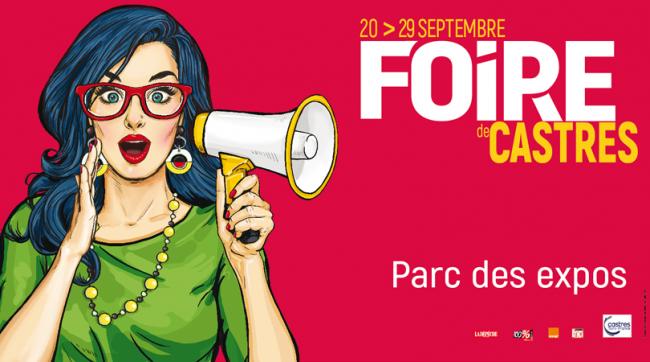 Foire de Castres du 20 au 29 sept 19
