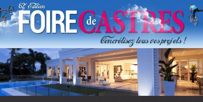 Foire de Castres // Demeures d'Occitanie