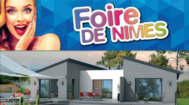 Demeures d'Occitanie sur la Foire de Nîmes pour votre maison !