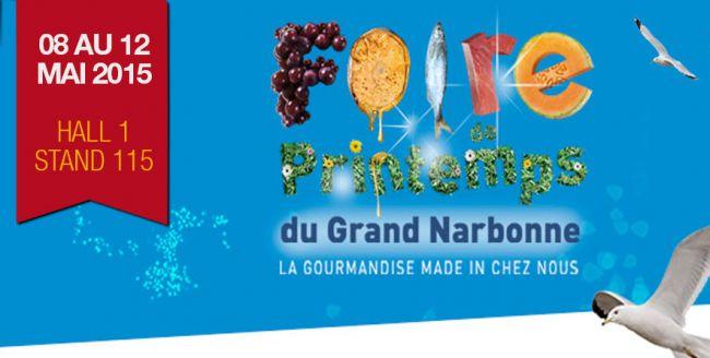 Demeures d'Occitanie à la Foire de Printemps du Grand Narbonne