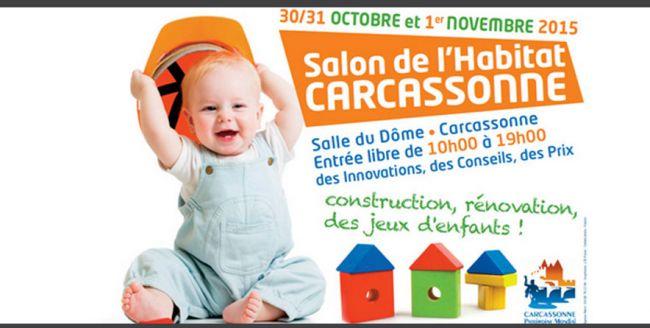 Demeures d'Occitanie au Salon de l'Habitat de Carcassonne