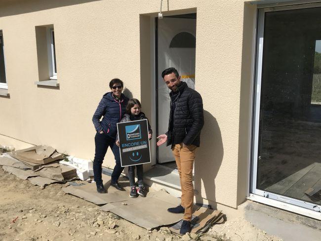 Encore un client satisfait sur la commune Le Pian sur Garonne