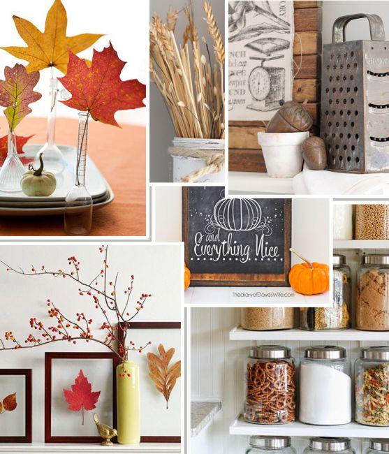 Astuce déco : | une maison cocooning pour passer l'automne