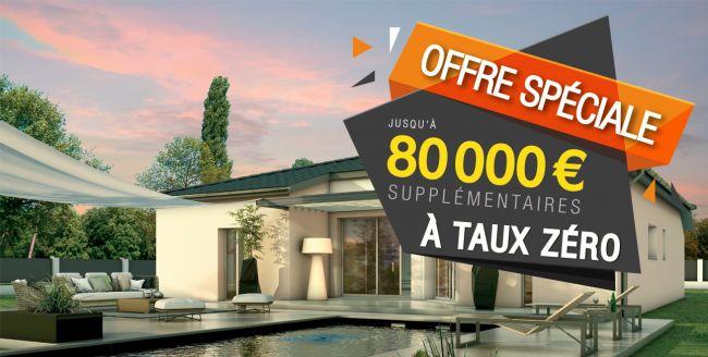 Prêt à Taux Zéro :  Jusqu'à 80 000 € supplémentaires à 0% pour votre maison neuve avec Demeures d'Occitanie