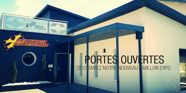 Visitez le nouveau pavillon Demeures d'Occitanie / Castres 81100