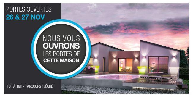 Portes ouvertes maison contemporaine à Biscarrosse / Demeures d'Aquitaine
