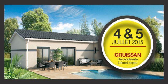 Portes Ouvertes à Gruissan // Maison à visiter Demeures d'Occitanie