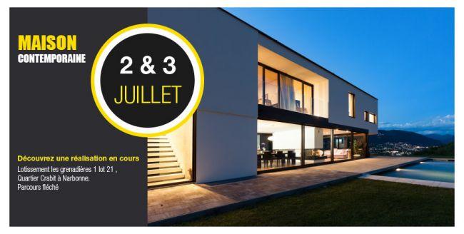 Portes Ouvertes à Narbonne - Visitez une maison Demeures d'Occitanie