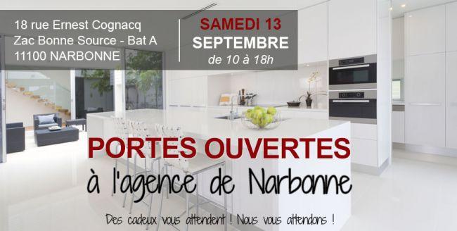Demeures d'Occitanie vous ouvre ses portes le samedi 13 septembre à Narbonne