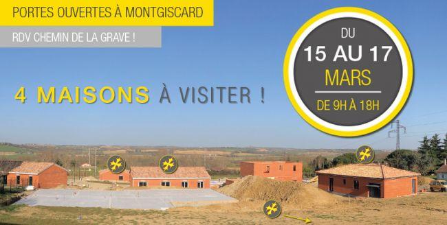Portes ouvertes Demeures d'Occitanie du 15 au 17 mars à Montgiscard, en Haute-Garonne