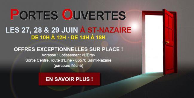 Portes Ouvertes Demeures d'Occitanie à Saint-Nazaire 66570