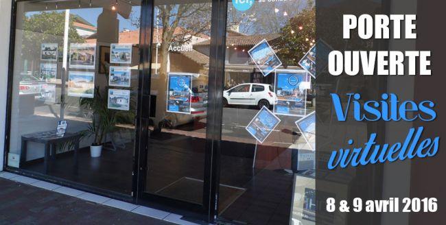 Visitez votre future maison à Biscarrosse le 8 & 9 avril 2016 !