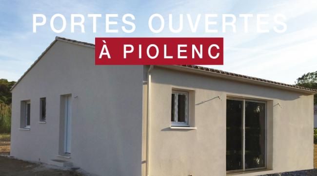 Portes ouvertes à Piolenc les 28 et 29 septembre