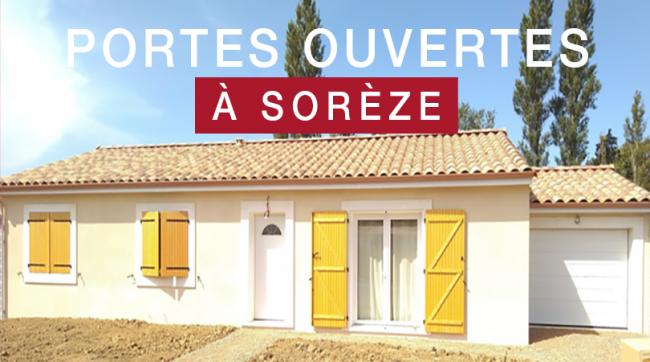 Visitez une maison 3 chambres à Sorèze dans le Tarn du 04 au 06 octobre