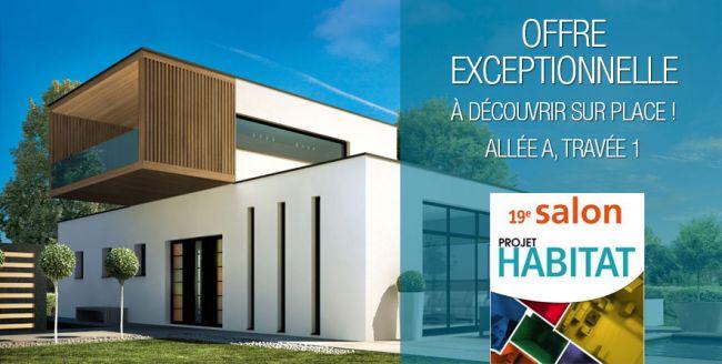Actualit s page 2 demeures d 39 aquitaine constructeur nouvelle aquitaine - Salon habitat bordeaux ...
