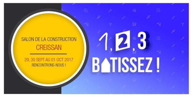 Demeures d'Occitanie au Salon de la Construction à Creissan