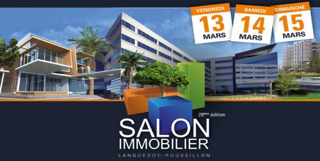 Demeures d'Occitanie au salon de l'Immobilier à Montpellier