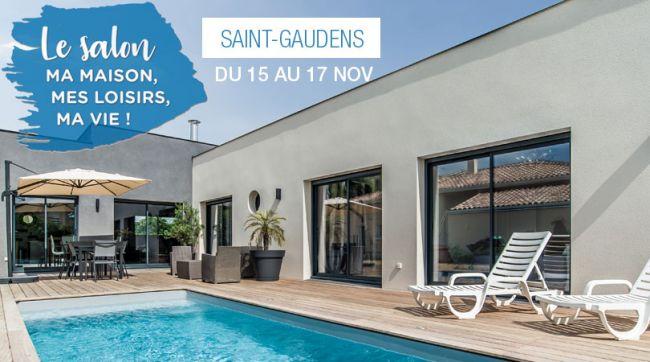 Salon de l'Habitat de St-Gaudens : du 15 au 17 novembre 2019