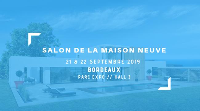 Salon de la maison neuve de Bordeaux