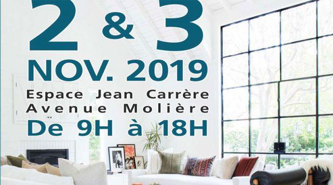 Maisons Bati-France au Salon de l'Habitat d'Argelès-sur-Mer les 2 et 3 novembre 2019