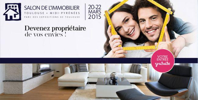 Demeures d'Occitanie au Salon de l'Immobilier de Toulouse
