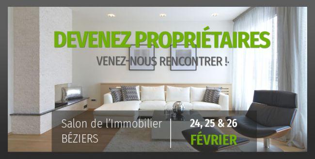 Salon de l'Immobilier de Béziers, Maisons Bati France 2017