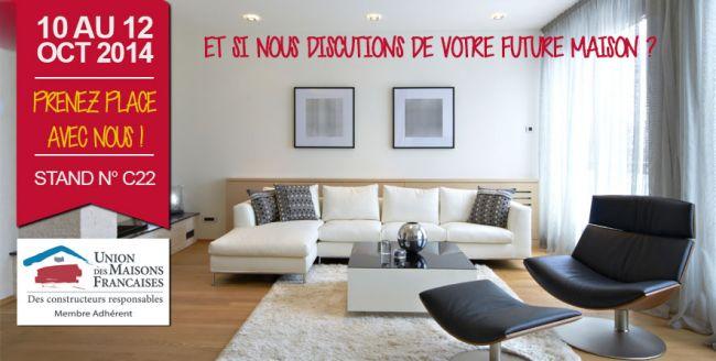 Demeures d'Occitanie au Salon de la Maison Individuelle et du Logement Durable à Avignon