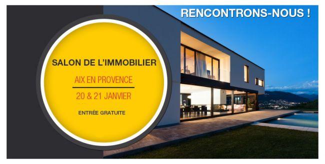 SALON AIx-En-Provence 20 & 21 Janvier