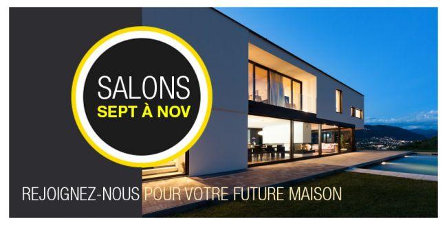 Salons Immobilier de septembre à novembre - Midi Pyrénées - Languedoc Roussillon