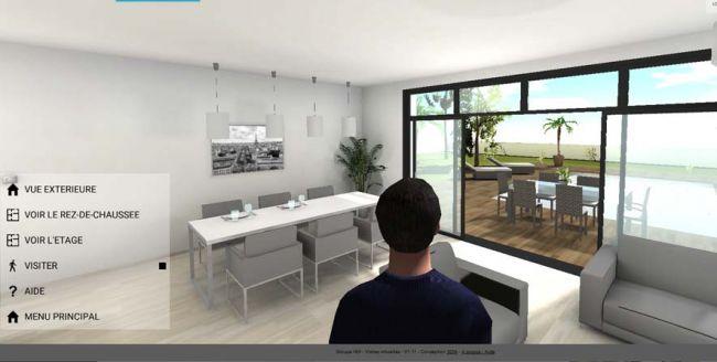 HDI plonge dans la réalité augmenté en proposant à ses clients un service avant-gardiste de visite virtuelle interactive