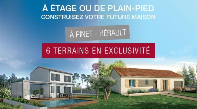 Votre maison à Pinet, 8 km de la mer dans le bassin de Thau