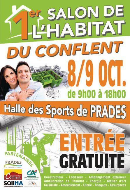 1er Salon de l'Habitat du Conflent à Prades