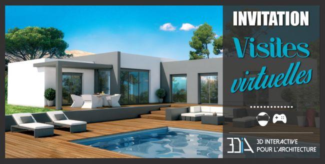Visitez virtuellement votre future maison - Salon Idées Maison - La teste de Buch