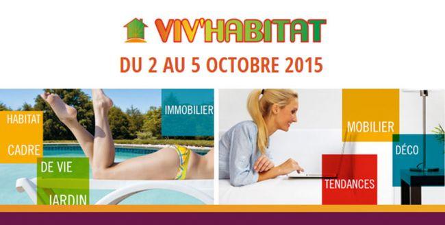 Salon Viv'Habitat Perpignan // Demeures d'Occitanie
